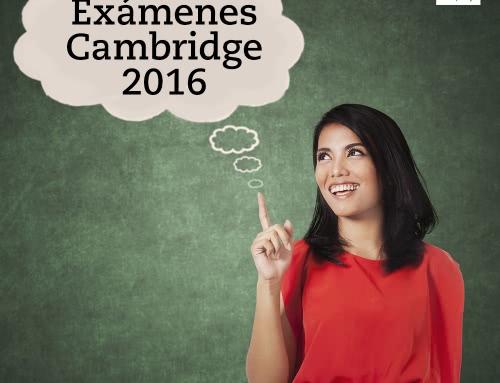 CURSOS DE INGLÉS PARA LA PREPARACIÓN DE LOS EXÁMENES CAMBRIDGE B1 – B2 – C1 2016