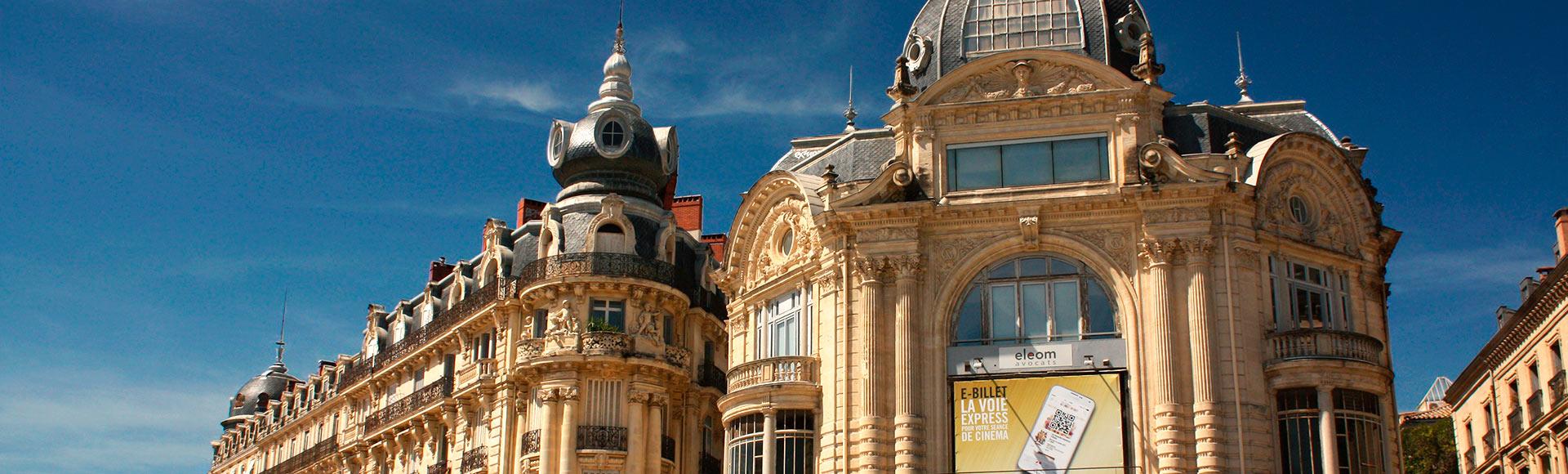 Cursos de francés en Montpellier