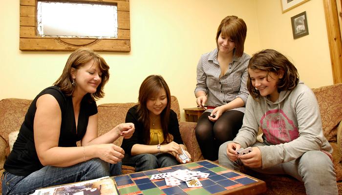 alojamiento curso jovenes en Cork