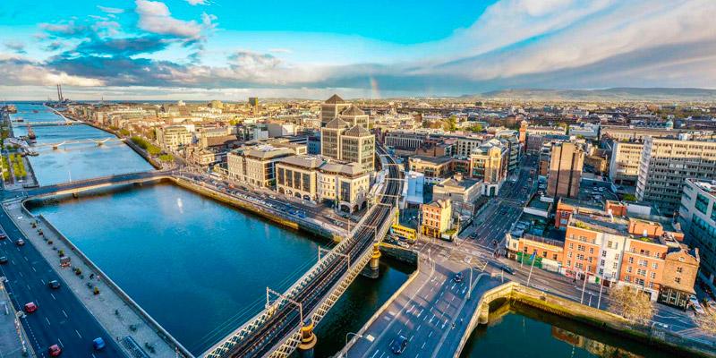 Programa de inglés en Dublín Irlanda