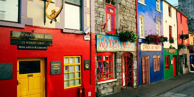 Programa de inglés para toda la familia en Galway Irlanda