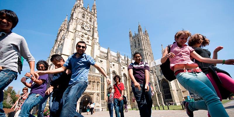 actividades Curso de Inglés para Jóvenes en Canterbury