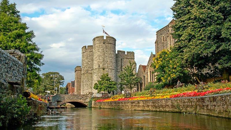 Curso de Inglés para familias en Canterbury Inglaterra