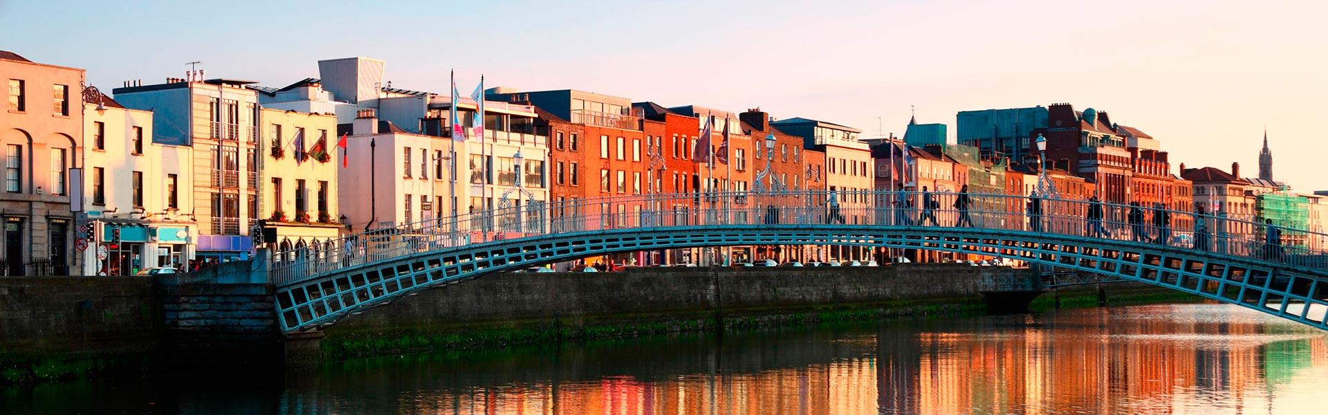 Cursos de inglés en Dublín Cursos de idiomas en el extranjero