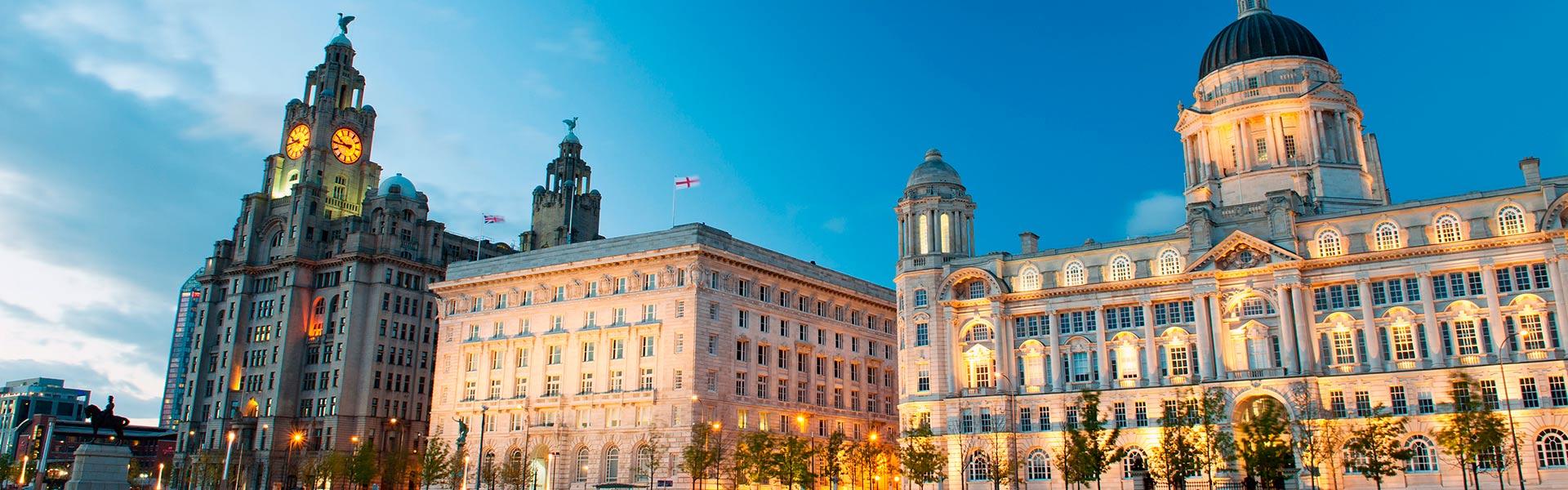 Cursos de inglés en Liverpool 2017 – Curso de inglés en el extranjero