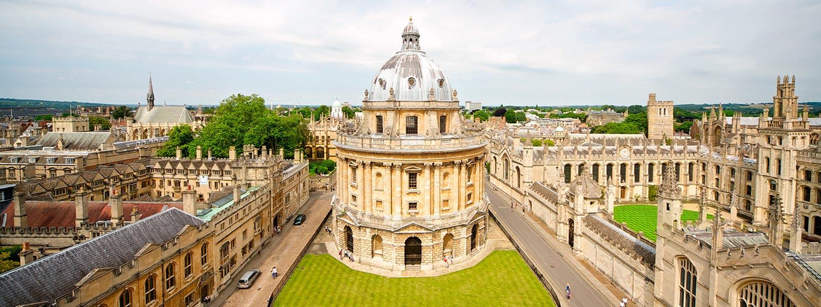 Cursos de inglés en Oxford 2017 – Curso de inglés en el extranjero