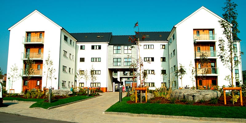 Alojamiento en Galway