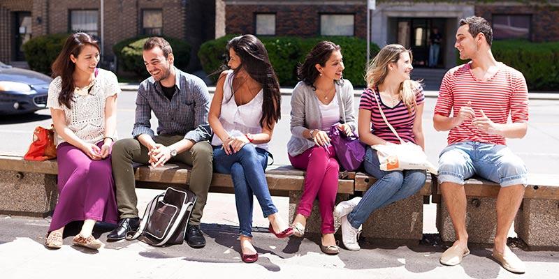 Alojamiento Cursos de inglés en Toronto Canadá