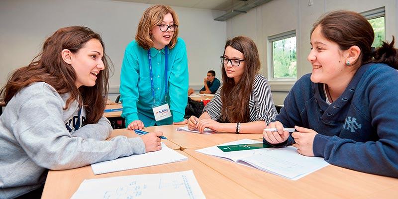 Programa de inglés para jóvenes en Canterbury