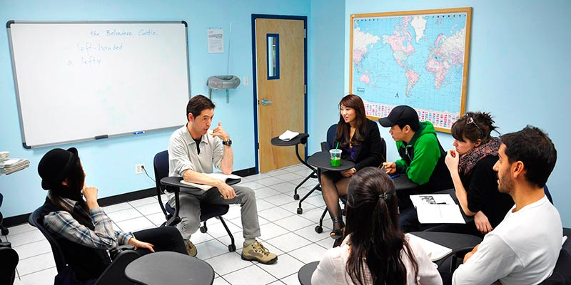 Cursos de inglés Miami South Beach Florida