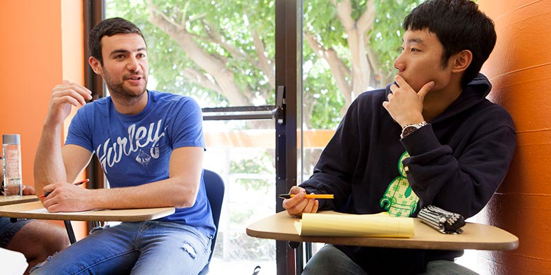 Cursos de inglés en San Diego