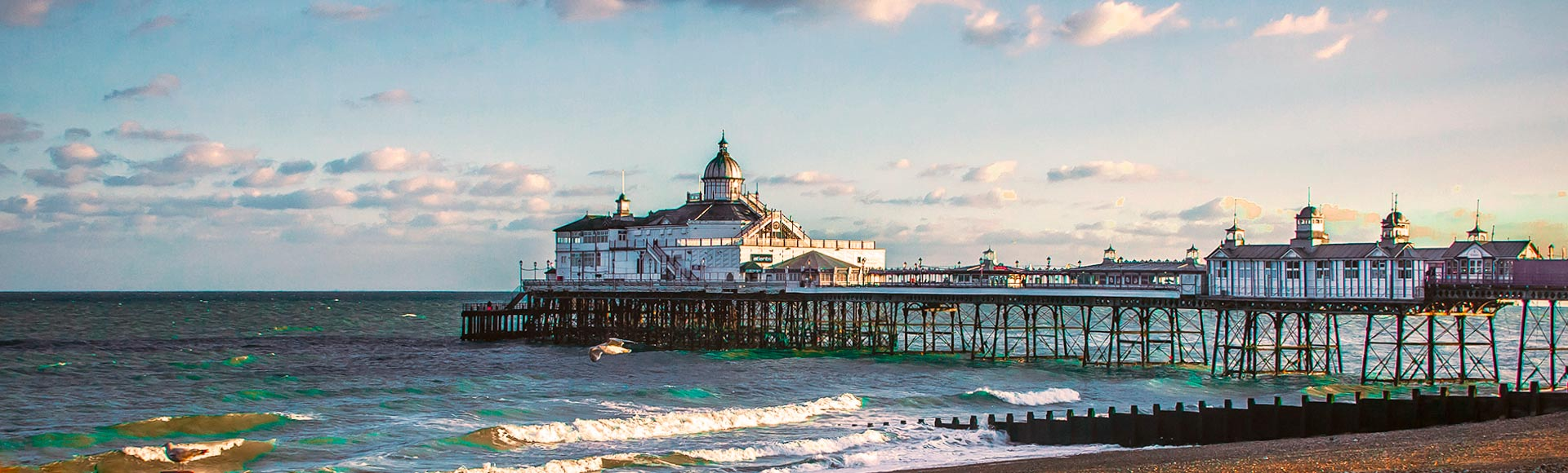 Cursos de inglés en Eastbourne 2017 – Curso de inglés en el extranjero