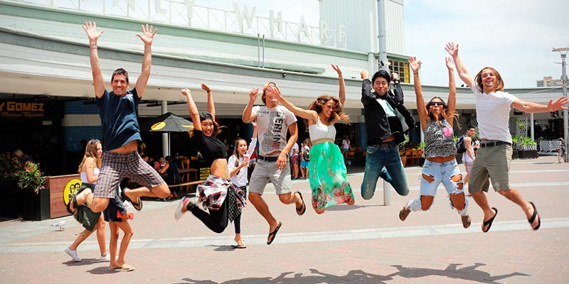 Cursos de inglés en Manly Sídney Australia