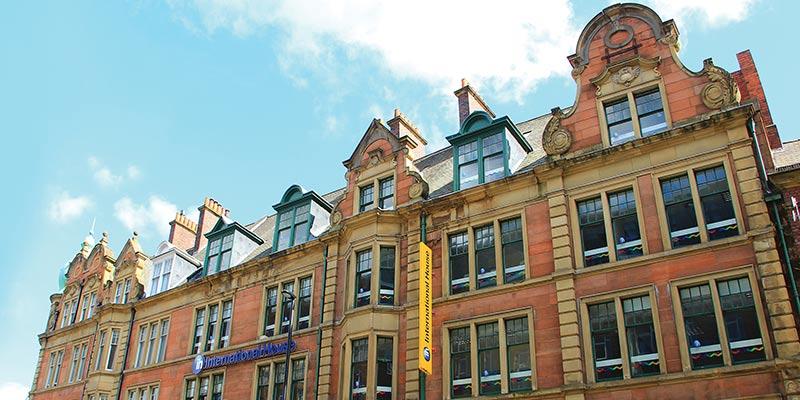Escuela de inglés en Newcastle Reino Unido