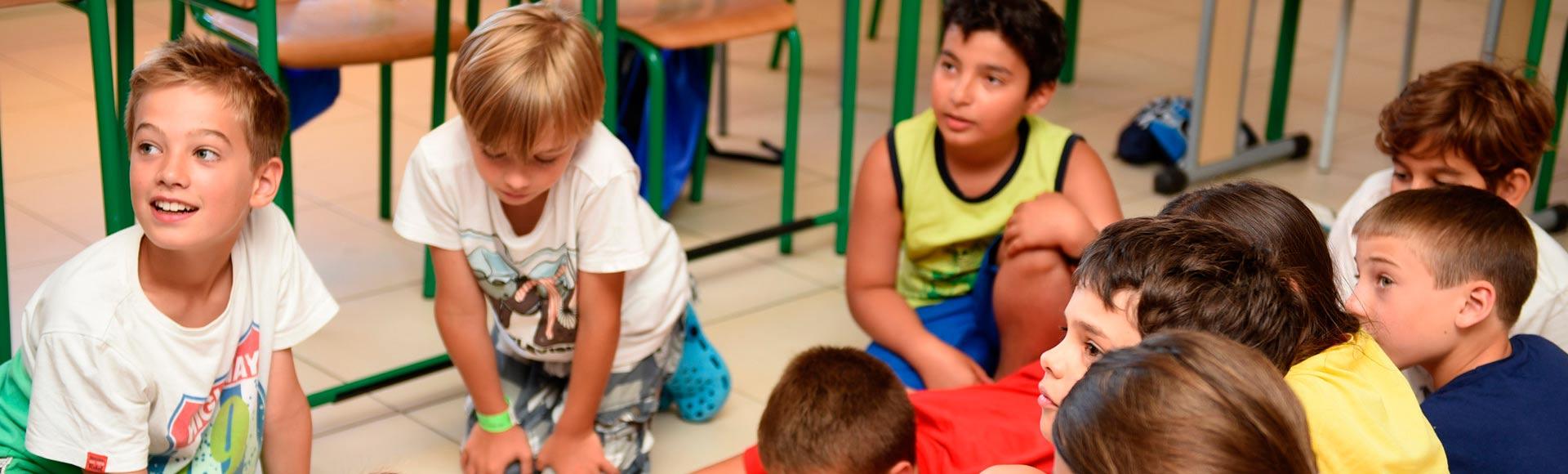 Programa de inglés para toda la familia en Malta