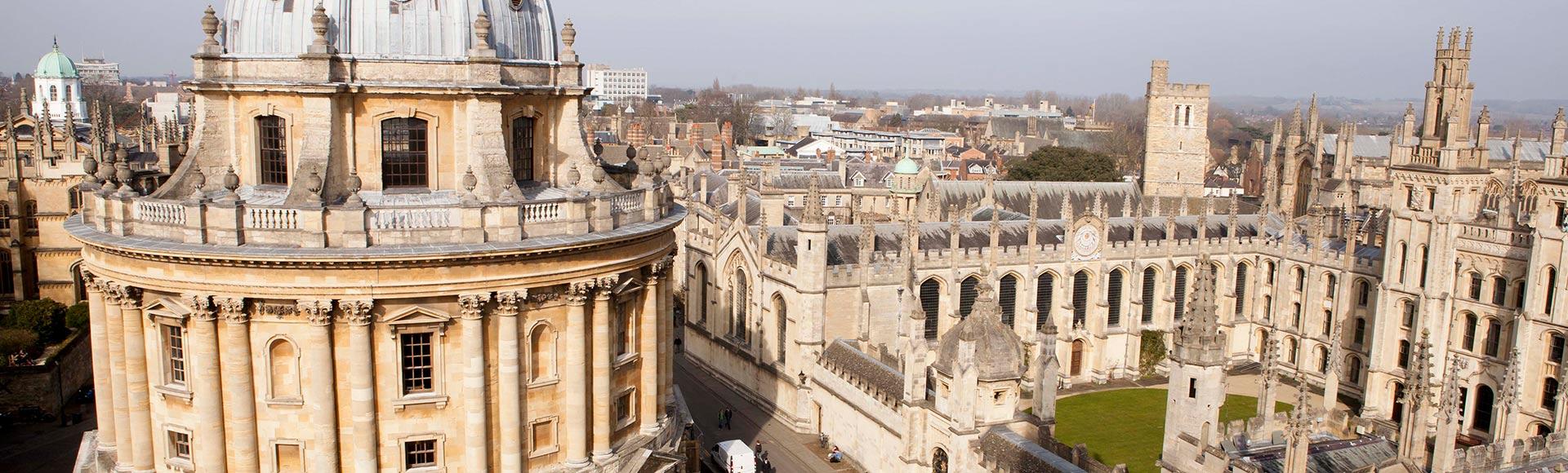 Cursos de inglés en Oxford 2017 – Cursos de idiomas en el extranjero