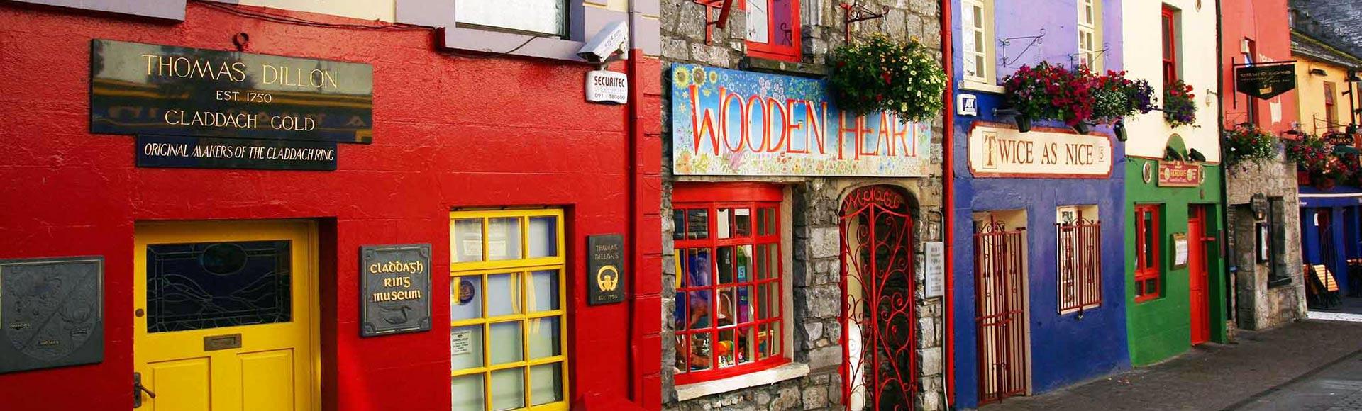 Cursos de inglés en Galway Irlanda