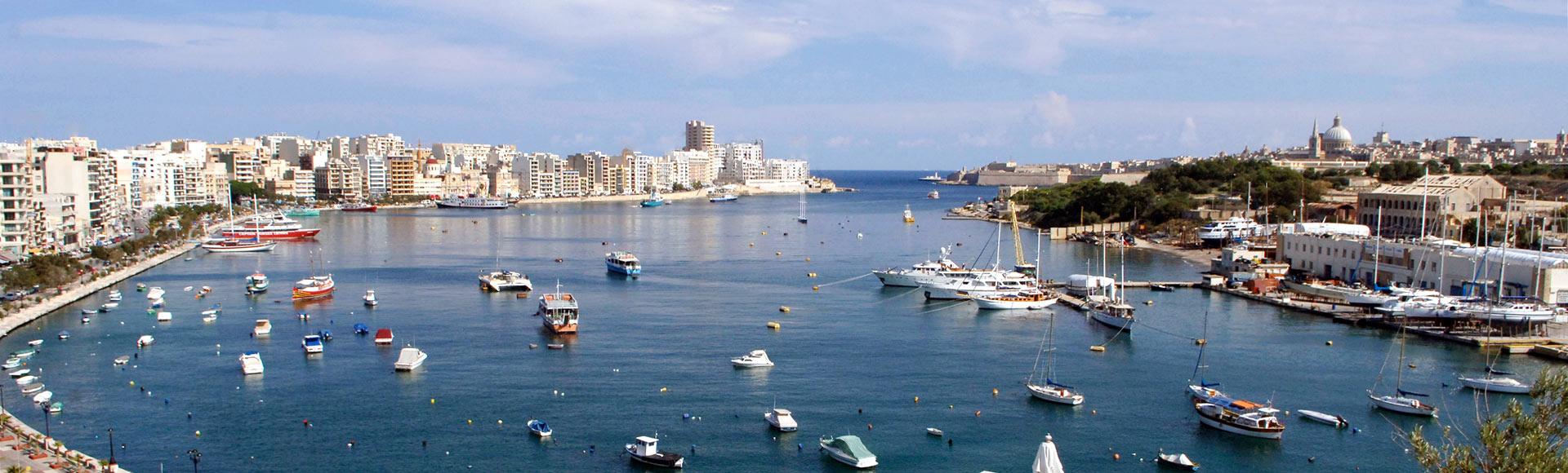 Cursos de inglés en Sliema Malta