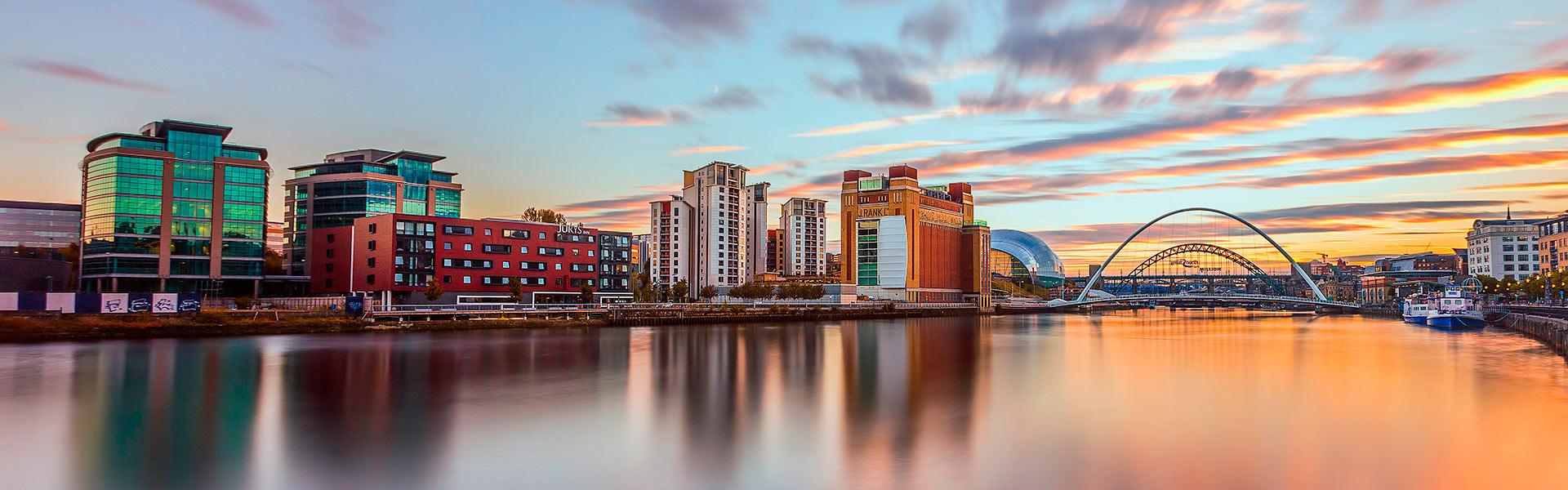 Cursos de inglés en Newcastle 2017 – Cursos de idiomas en el extranjero