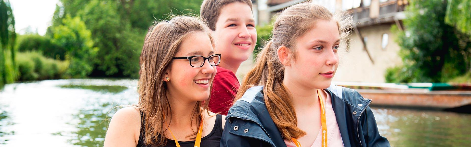 Curso de inglés para jóvenes en Bury St. Edmunds Inglaterra