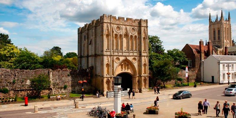 Curso de inglés y trabajo en Inglaterra (Bury)