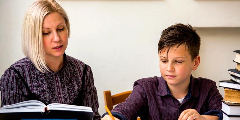 Programa de inglés para la familia en Bournemouth Inglaterra