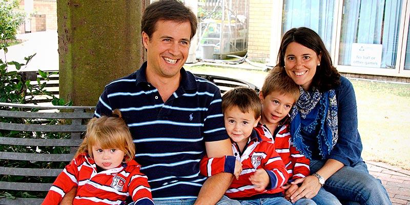 Programa de inglés para la familia en Canterbury Inglaterra