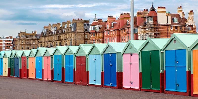 Curso de inglés en Brighton, Reino Unido