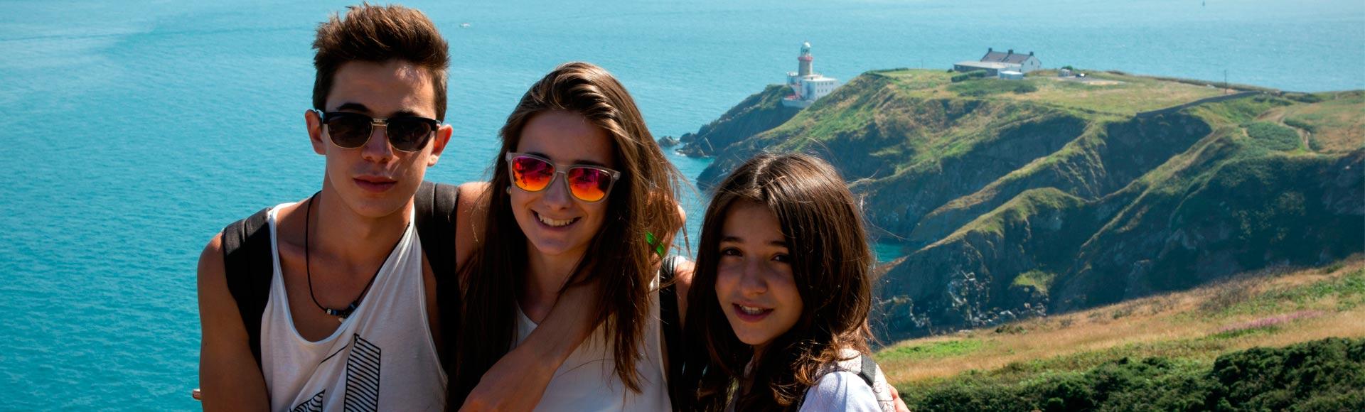 Cursos de Inglés para Jóvenes en Dublín Irlanda