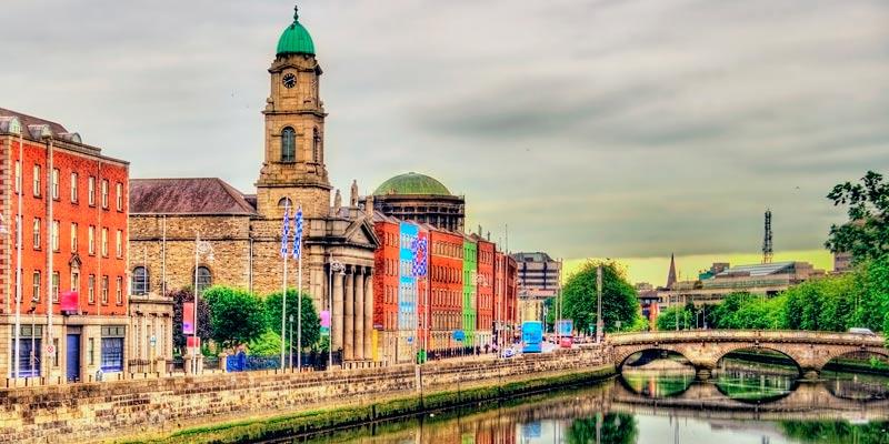 Curso de Inglés para Jóvenes en Dublín Irlanda