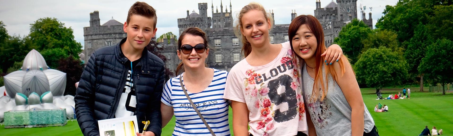 Curso de Inglés para Jóvenes en Kilkenny Irlanda