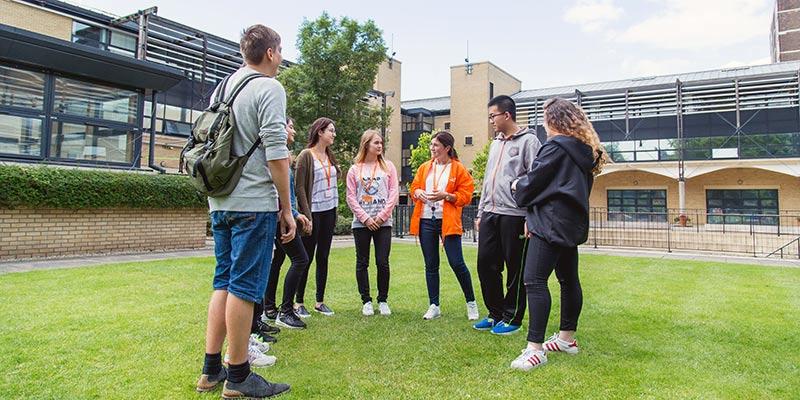 Curso de inglés para jóvenes en Londres