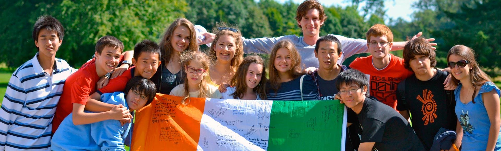 Curso de Inglés para Jóvenes en Malahide Irlanda