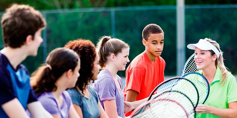 Curso de Inglés + tenis para Jóvenes en Malahide Irlanda