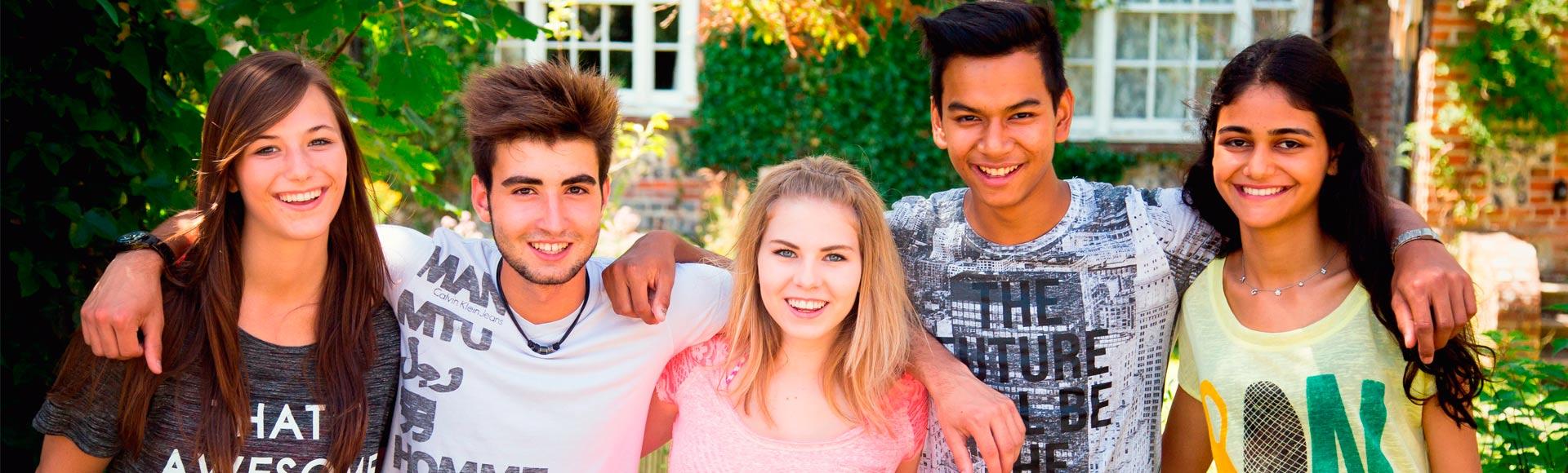 Curso de inglés para jóvenes en Los Ángeles, EE.UU.