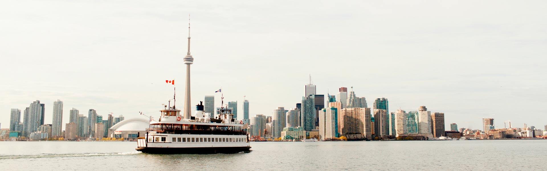 Cursos de inglés en Toronto Canadá