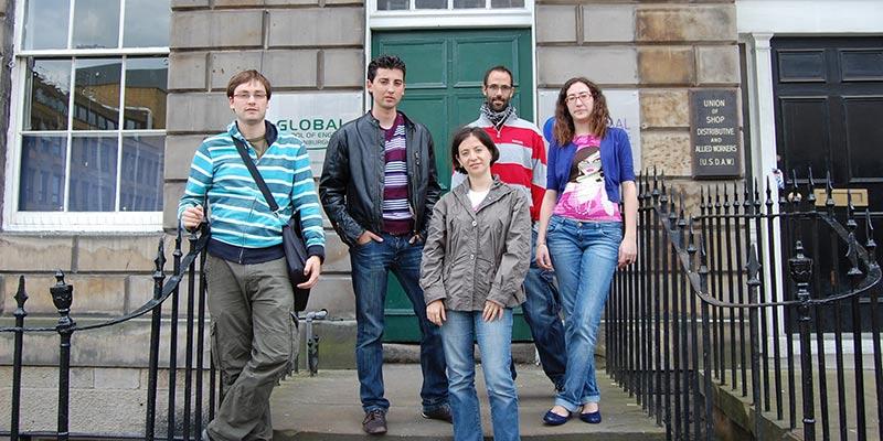 Escuela de inglés en Edimburgo Escocia