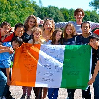 Curso de inglés para jóvenes en Malahide, Irlanda