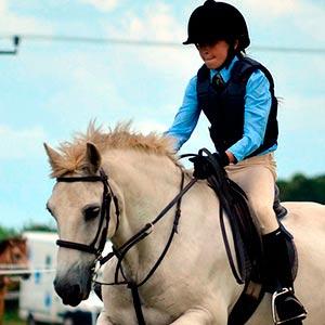 Curso de inglés y equitación en Portmarnock Irlanda