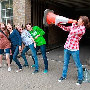Curso de inglés para jóvenes en Edimburgo Escocia