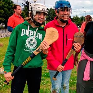 Curso de inglés para jóvenes en Dublín, Irlanda