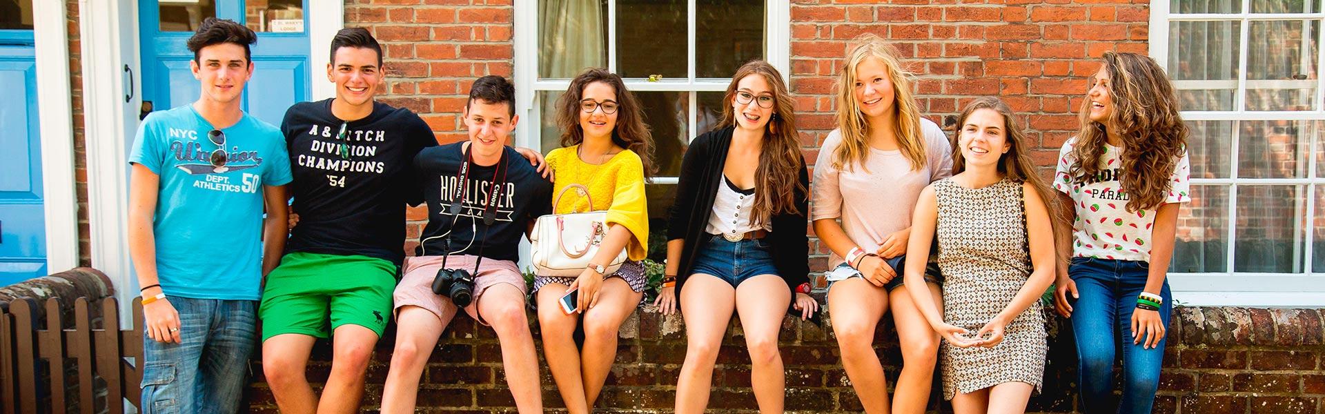 Cursos de idiomas en el extranjero para grupos escolares