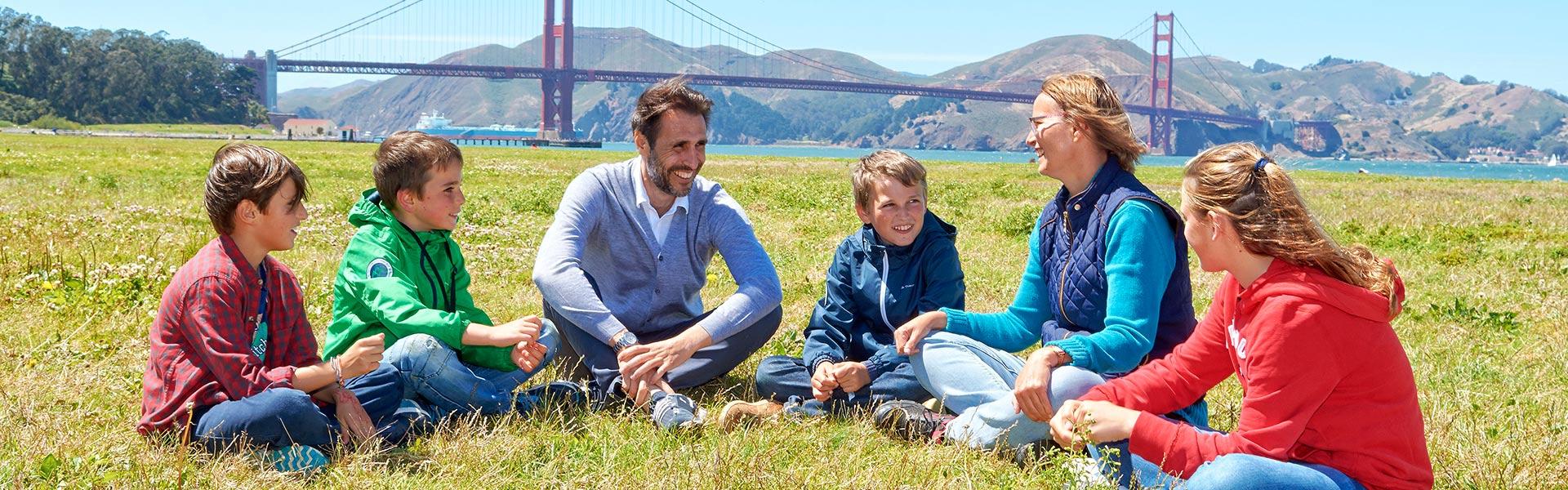 Cursos de idiomas para familias