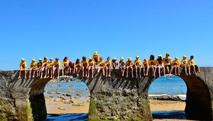 Programa campamento verano Cantabria