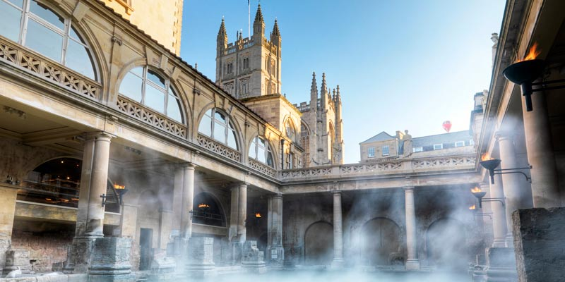 Curso de Inglés para jóvenes en Bath Inglaterra