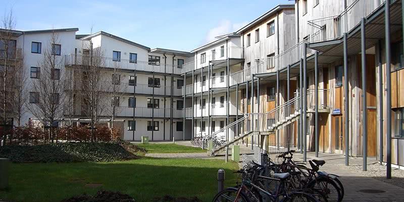 Alojamiento residencia estudiantes en Limerick