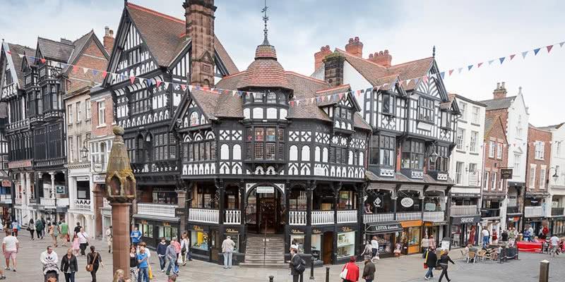 Chester ciudad