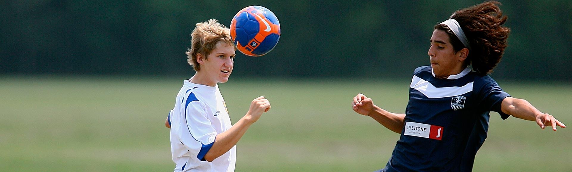 programa jóvenes inglés más fútbol Inglaterra