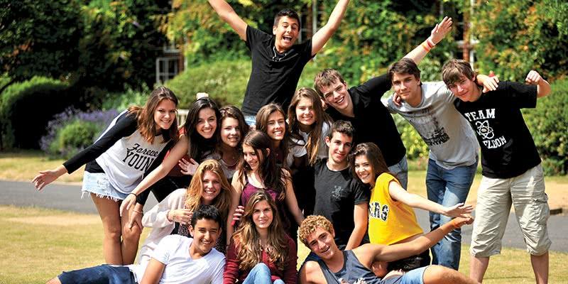 programa actividades sociales Ellesmere colegio privado Inglaterra