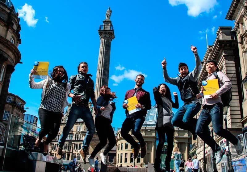 oferta curso de inglés en Newcastle Inglaterra